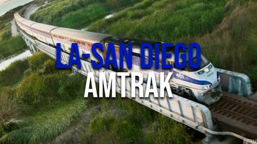 Amtrak expands Surfliner service between Los Angeles, San Diego