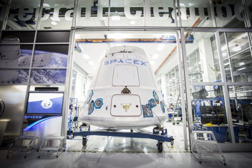 NASA awards SpaceX $178 million contract for 1st mission to Jupiter moon