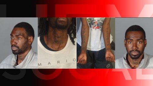 LAPD seek man wanted on 3 felony counts