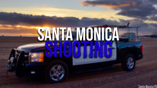 Man shot in the face in Santa Monica, 2 suspects at large