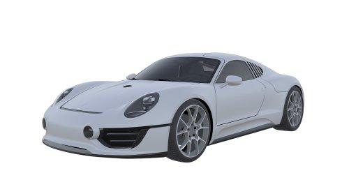 Porsche files patent for Le Mans Living Legend...is production planned?