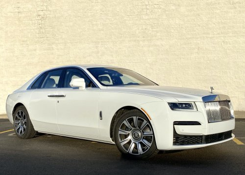 What $102,375 in extras adds to the 2021 Rolls-Royce Ghost