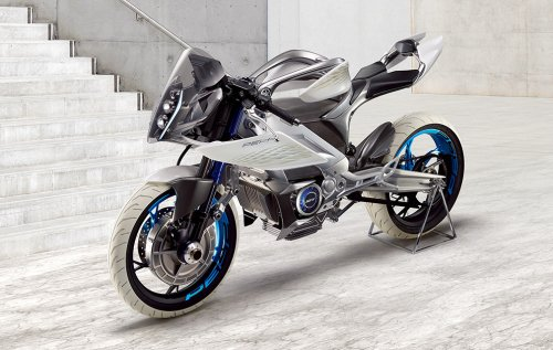 Swappable battery system set by companies representing half of global motorcycle market