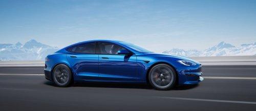 Tesla Model S Plaid+, record price paid for parking spot, James Dean's Porsche: Car News Headlines