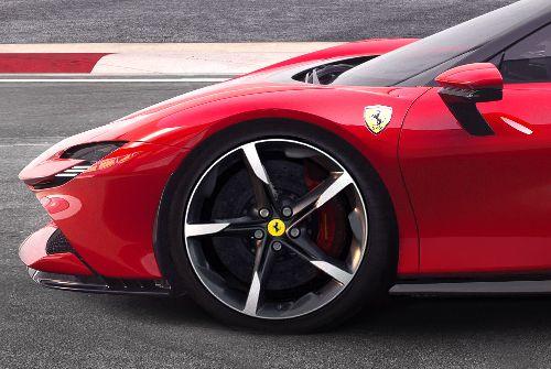 First details on Ferrari's V-6 hybrid supercar