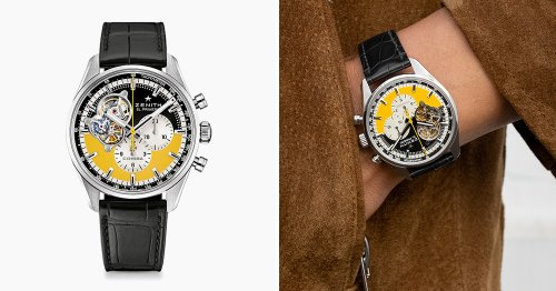 Zenith Celebrates 55 Years Of Cohiba Cigars With A Limited Edition Chronomaster Open