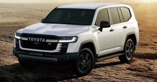 Toyota's Building A GR Land Cruiser & We Only Wish It Would Launch In The US