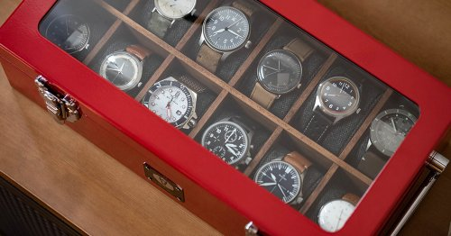 The 10 Best Watch Boxes