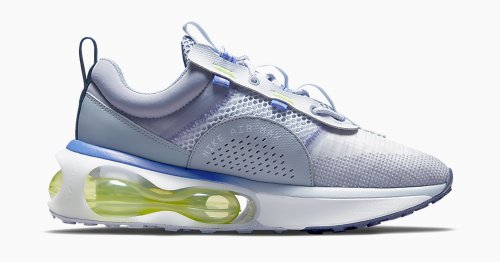 Nike's Latest Air Max Shoe Promises To Be The Pinnacle Of Comfort And Lightness