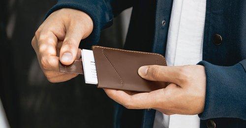 The 30 Best Minimalist Wallets For Men
