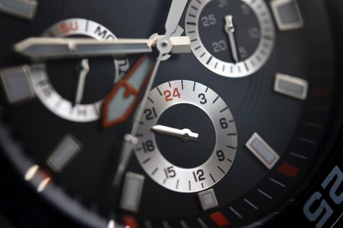 Complications: The Chronograph Watch Explained