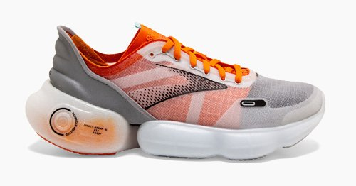 Brooks Breaks From The Mold And Drops An Innovative New Running Shoe Named The 'Aurora-BL'