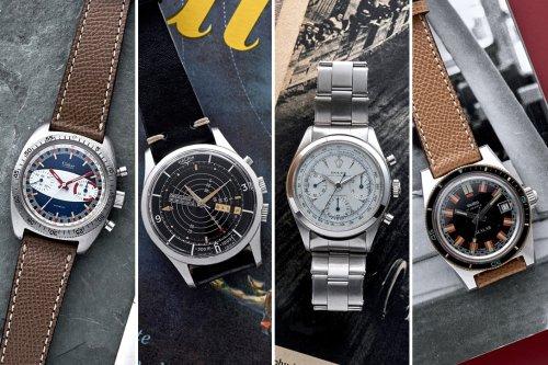 Treasure Hunt: 10 Best Places To Buy A Vintage Watch Online