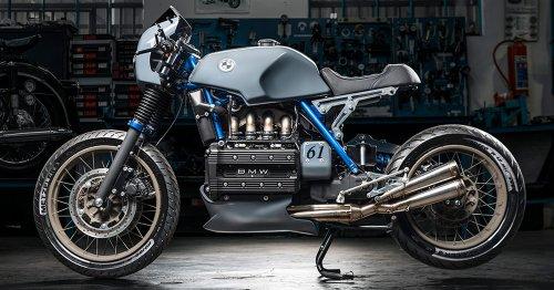 BMW K-Model Customs cover image