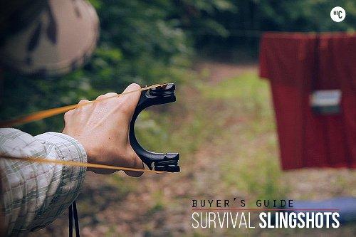 Pocket Rockets: The 5 Best Slingshots for Survival