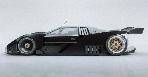 Concept Designer Extraordinaire Ash Thorp Sets His Sights On The 1970s Lotus Esprit