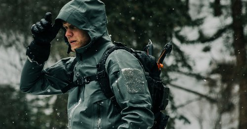 The 12 Best Hiking Rain Jackets For Men