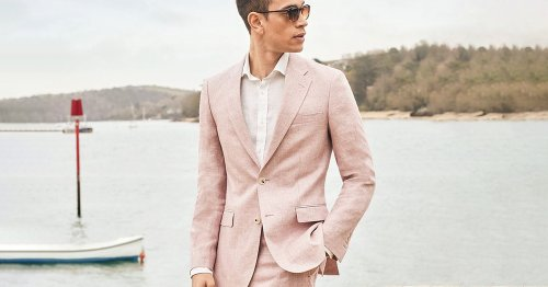 The 15 Best Men's Suits For Summer