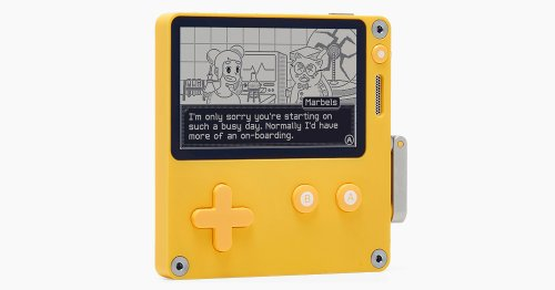 The Game Boy-Style Playdate Console Is Finally Available To Purchase