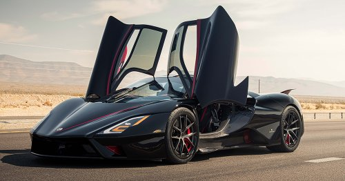 SSC's Insane 1,750hp Tuatara Is Officially The World's Fastest Production Car