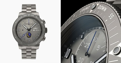 Fortis Released A Cosmonauts Chronograph That Was Made With Mars Missions In Mind