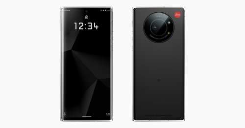 Leica Has Released Their First Smartphone & Yes, It Has An Awesome Camera