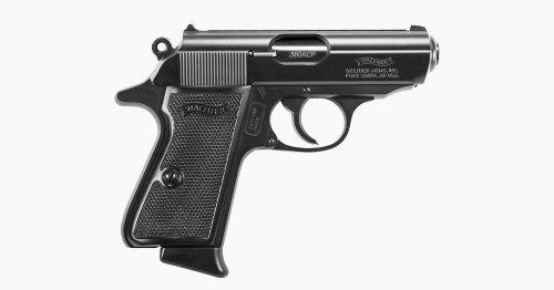 James Bond's Favorite Walther PPK Pistol Has Finally Returned