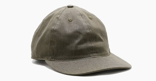 DSPTCH's Indestructible Dyneema-Woven Baseball Hats Don't Mess Around