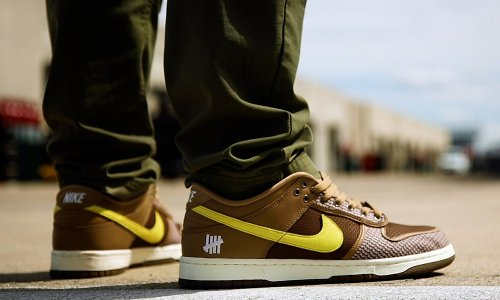 UNDEFEATED x Nike Dunk Low: First Look & Info