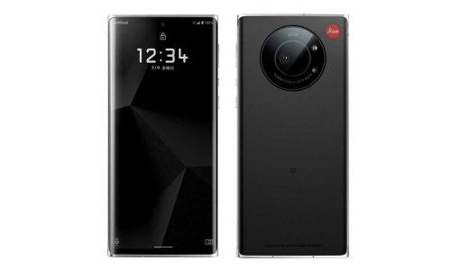 Sharp's Leitz Phone 1 Has a Giant Leica Camera