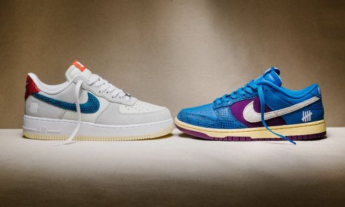 """UNDEFEATED's Second """"Dunk vs AF1"""" Pack Is Impossibly Better Than the First"""