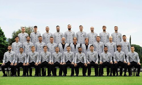 The Armani Italy Suits Have Us Coming Down With Euro 2020 Fever