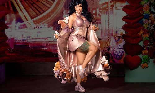 Cardi B and Reebok Make Mother's Day Every Day