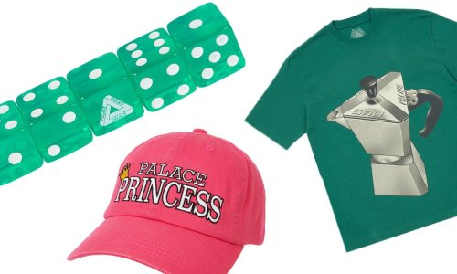 Palace Skateboards: Here's What's Dropping This Week