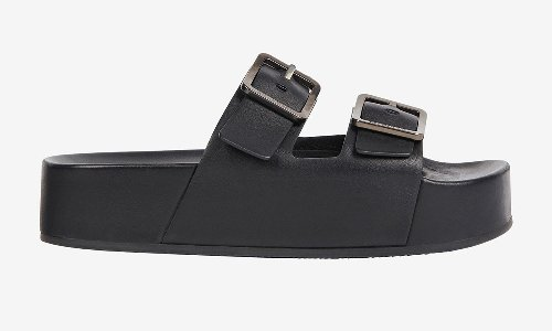 Balenciaga's Platform Sandal Has Major Birkenstock Vibes