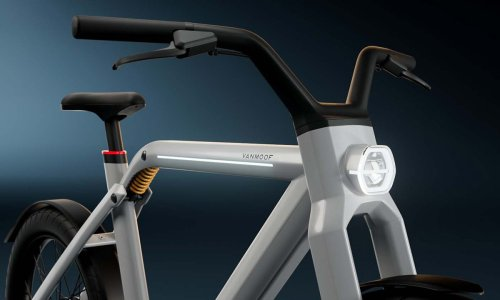 The All-New VanMoof V Is Much More Than a Hyperbike