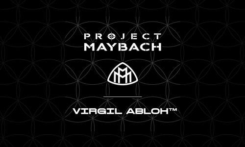 Virgil Abloh & Mercedes-Benz Embark on Project MAYBACH