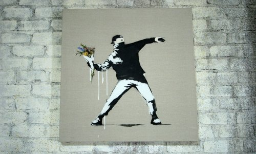Banksy Might Have to Reveal His Identity to Own His Art