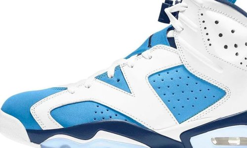 "Take a First Look at the Nike Air Jordan 6 ""UNC"""