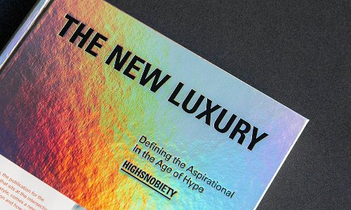 """Five Creative Figures Define What """"Luxury"""" Means Today"""