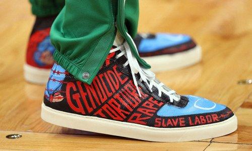 Enes Kanter Slams Nike, Michael Jordan & LeBron In China Tweets