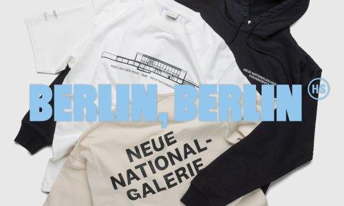 Highsnobiety x Neue Nationalgalerie Pays Homage to Mies van der Rohe's Legacy