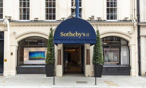 Sotheby's Opens Meta-Gallery In Blockchain World Decentraland