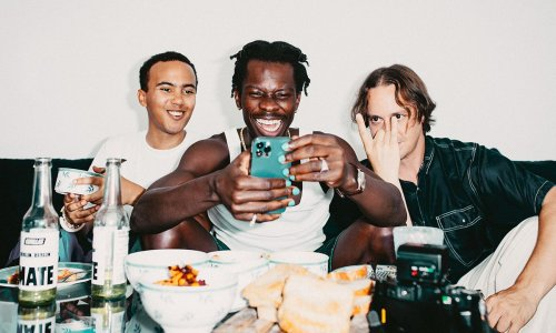 We Sit Down For Dinner and Drinks With Berlin's Next Wave of Talent
