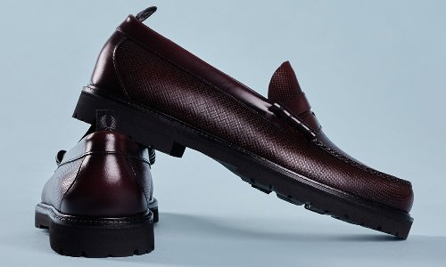 Fred Perry's New G.H. Bass Loafers Are Teddy Boy Perfection
