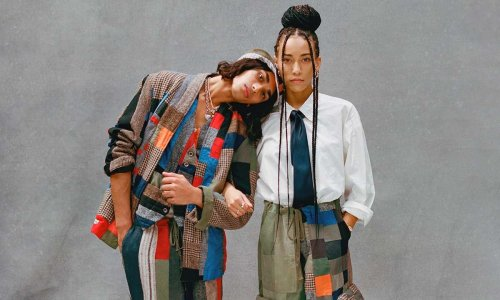 Greg Lauren & the Gee's Bend Quilters Crafted Wearable Americana