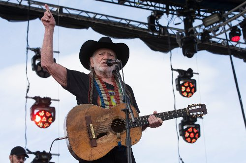 Luck Presents Launches High Holidays Celebration In Honor Of Willie Nelson