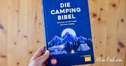 Großes Camping-Nachschlagewerk Anfänger & Fortgeschrittene