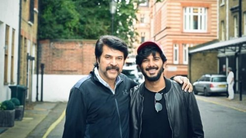 Dulquer Salmaan once said he cringed when he heard 'Handsome Like Mammootty' line in Ustaad Hotel