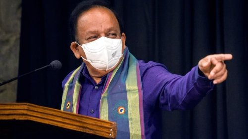 'No matter what you say': Congress slams Harsh Vardhan over his letter to Manmohan Singh